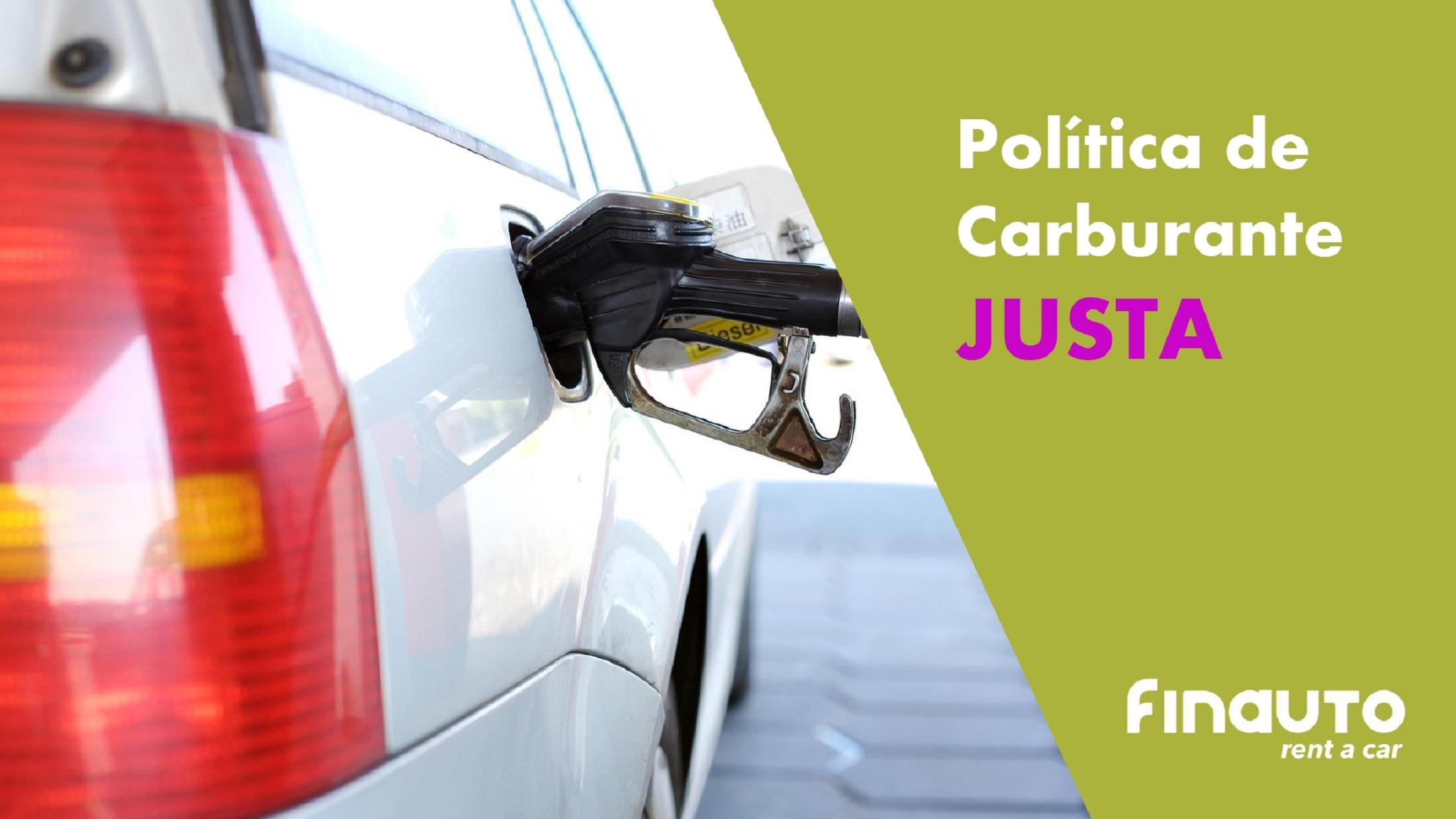 politica de carburante justa