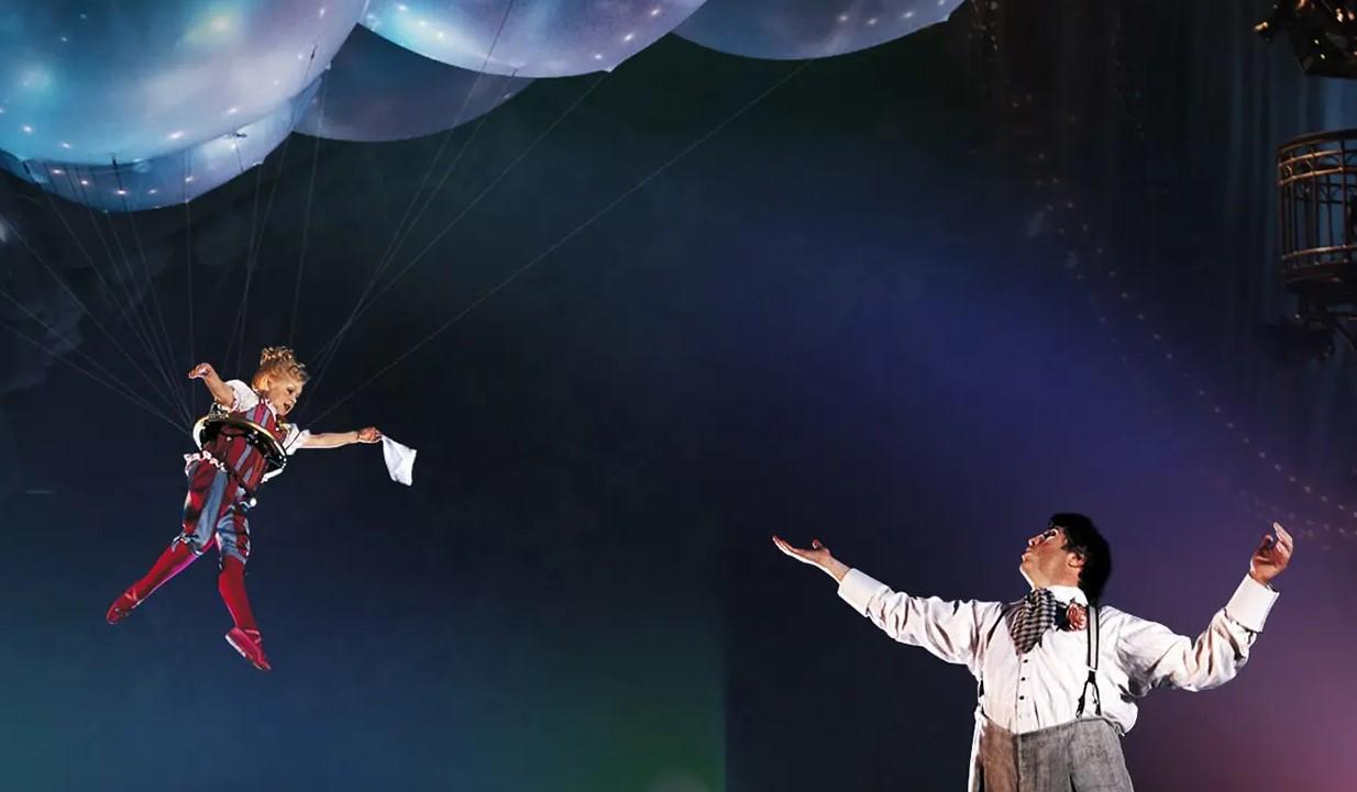 Te proponemos una escapada para disfrutar del 'Circo del Sol'