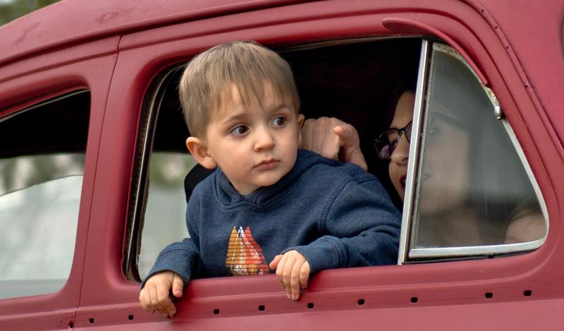 """Estado de alarma y coronavirus: """"¿Puedo llevar a mi hijo en el coche?"""""""