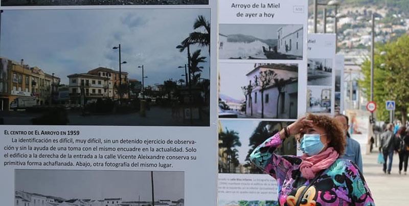 Exposición fotográfica 'Benalmádena de ayer a hoy'